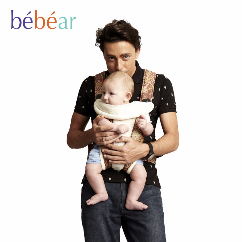 3-36m Ergonomic Baby Carrier Sling For Newborn Up To 15kg A Level Waist Belt Backpack Front Facing Kangaroo Baby Wrap For Travel Mother & Kids