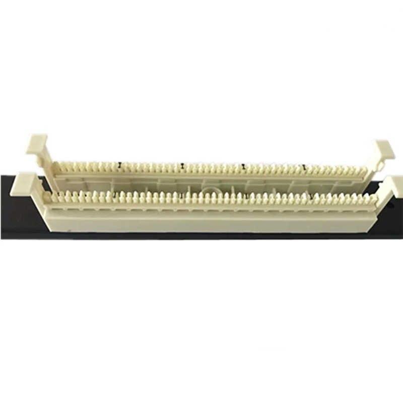 [SCHEMATICS_4UK]  19Inch 1U 110 Type 50Pairs IDC Rack Mount Telephone Patch Panel Cat3 RJ45 RJ11  Wiring Block Telephone Voice Patch Panel    - AliExpress   Rj11 Rack Wiring      AliExpress