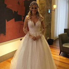 Alexzendra Ball Gown Wedding Dresses 2019 Bride Dresses