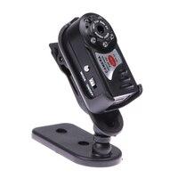 Q7 מיני Wifi DVR למצלמות וידאו מקליט ראיית לילה אינפרא אדום IP אלחוטי מצלמה הקלטת לולאה עמיד למים רכב סטיילינג