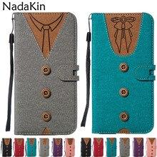 Stylish Flip Book Phone Case for Xiaomi Mi 8 A1 A2 Lite