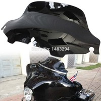 8 Smoke Dark Tint Windscreen Windshield Fits Fits For Harley Electra Street Glide Touring Bike 1996