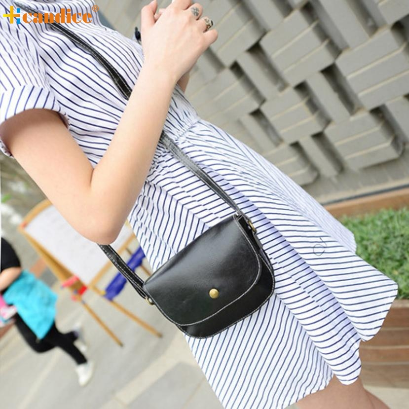 Naivety New Retro Women Messenger Handbag Lady Mini PU Leather Crossbody Shoulder Bag S61222 drop shipping naivety new fashion women tassel clutch purse bag pu leather handbag evening party satchel s61222 drop shipping