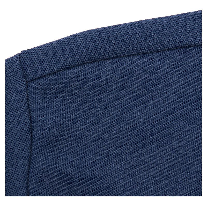 Mens Polo Shirt Brands Clothing 2019 Short Sleeve Summer Shirt Man Black Cotton Poloshirt Men Plus Size Polo Shirts 22