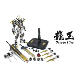 Image 5 - MetalMyth Ijzer Orphans Barbados Dragon King Pillen Dragon Warrior Legering Afgewerkt Gundam Action Figure Kinderen Speelgoed Gift