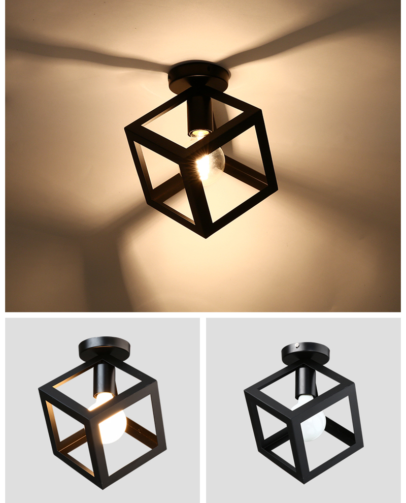 HTB1yKCBB5OYBuNjSsD4q6zSkFXa5 Vintage Ceiling Lamp For Living Room Bedroom Nordic Wrought Iron Retro Corridor Aisle For Living Room Bar Ceiling Light
