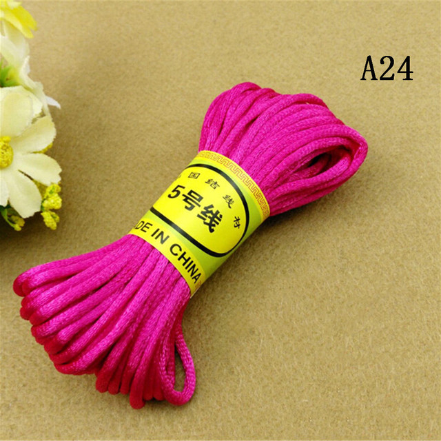 10meter Strong Satin Thread 5