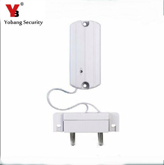 YobangSecurity 433mhz Wireless Water Leakage Sensor Detector Water Flood Sensor For Wifi GSM PSTN Home Security Alarm System forecum 433mhz wireless magnetic door window sensor alarm detector for rolling door and roller shutter home burglar alarm system
