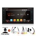 """7 """"2Din 4 Ядра Android 4.4 Автомобиль Кран Tablet PC 2 Din универсальный Для Toyota 200*100 Gps-навигации BT Радио Стерео Аудио Плеер"""