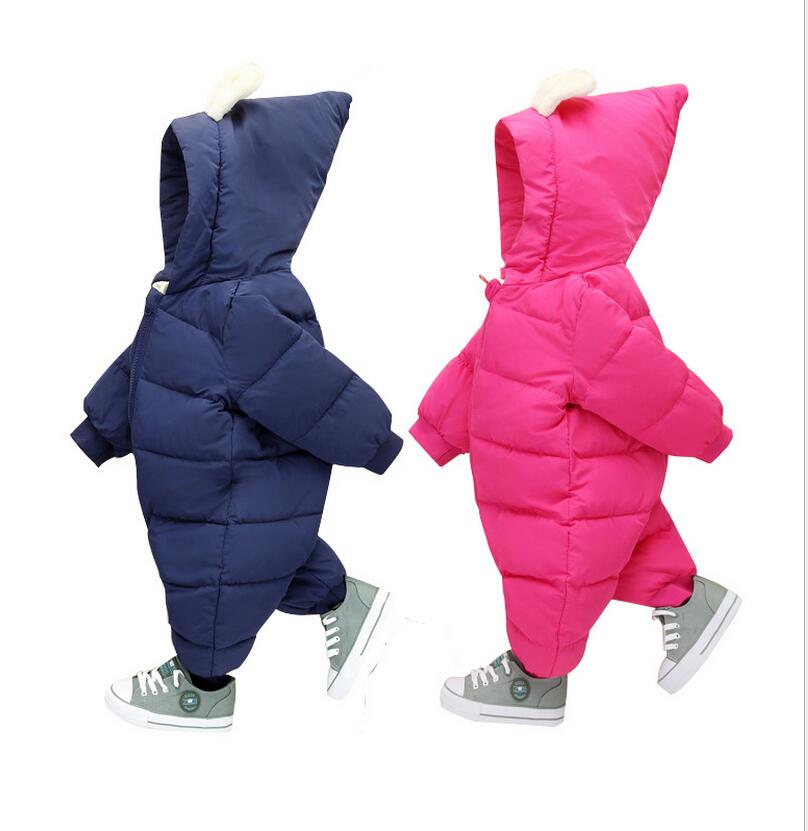 new 2017 baby girl winter clothes baby boy warm romper newborn clothing toddler ouerwear overall,baby boy girl jumpsuit 3M-24M 0 24m newborn infant baby boy girl clothes set romper bodysuit tops rainbow long pants hat 3pcs toddler winter fall outfits