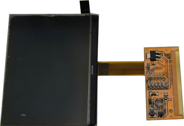US $22 0 |For Audi TT Instrument MK1 FIS Cluster Repair LCD Speedometer MFA  MFD VDO Dash Display Replacement-in Car Diagnostic Cables & Connectors
