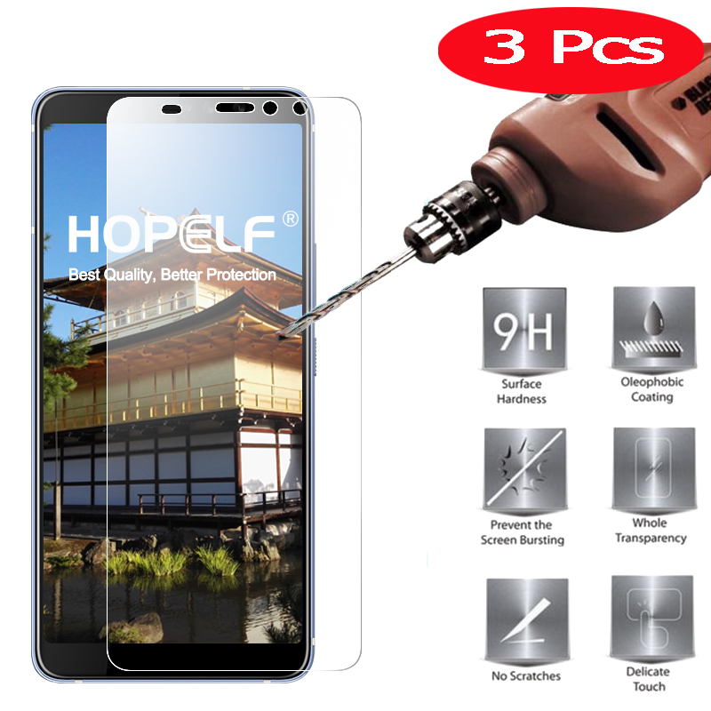 2pcs Tolifeel Tempered Glass For Htc U11 Eyes Screen Protector 9h 2.5d Toughened Phone Protective Film For Htc U11 Eyes Glass Phone Screen Protectors