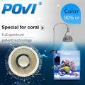 POVI Aquarium Led Lighting Full Spectrum Led Coral Reef grow light Lamp LED Bulbs E27 par38 18W