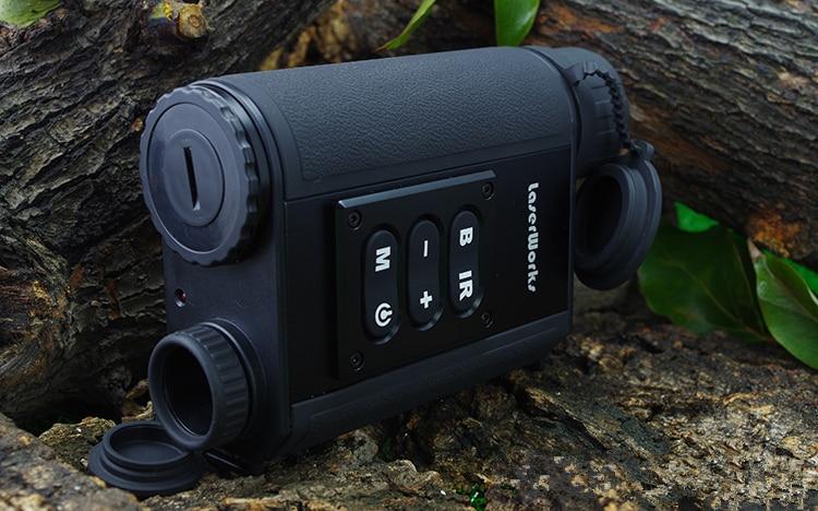 Entfernungsmesser Jagd Nacht : Nacht vision entfernungsmesser monokulare nachtsicht infrarot