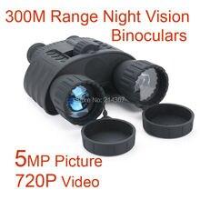 Big sale 5MP Night Vision Binocle NV Scope  300M Range Night Vision Binoculars 720P Night Vision Telescope Optical Night Hunting Product