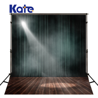 200Cm*150Cm Kate No Wrinkles Background Photography Backdrops Green Stage Lighting Photography Back Photographic Studio J01088