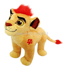 The Lion Guard Kion Plush Toy Stuffed Animals 32cm Lion King Simba Son Baby Kids Toys for Children Boys Gifts