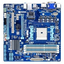 F2a85xm-d3h Desktop motherboard F2A85XM-D3H fm2 DDR3 interface screen 5600k 5800k