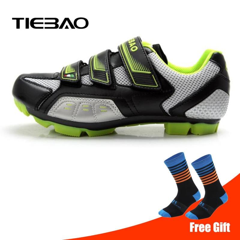 603c0536e Pas cher TIEBAO chaussures de cyclisme sapatilha ciclismo vtt 2019 zapatillas  hombre deportiva hommes baskets femmes