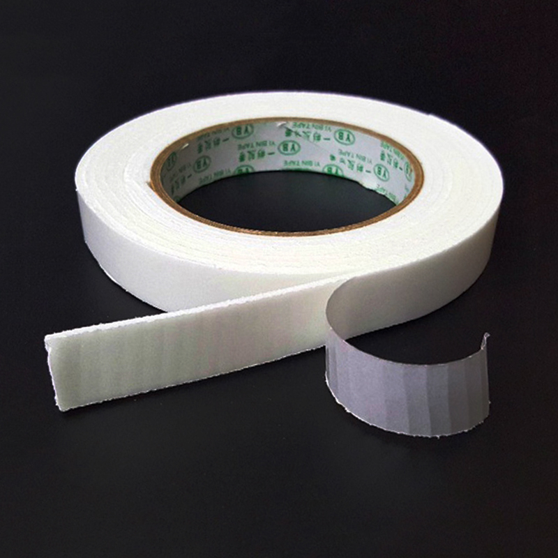 12mm*5M Strong Adhesive Tape Foam Double Sided Pad For Mounting Fixing Pad P*FH