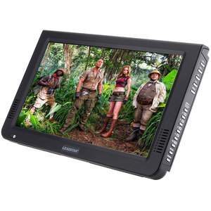 Image 2 - LEADSTAR nowy przenośny telewizor HD 10 Cal cyfrowe i analogowe telewizory Led obsługa karty TF usb audio telewizja samochodowa DVB T DVB T2