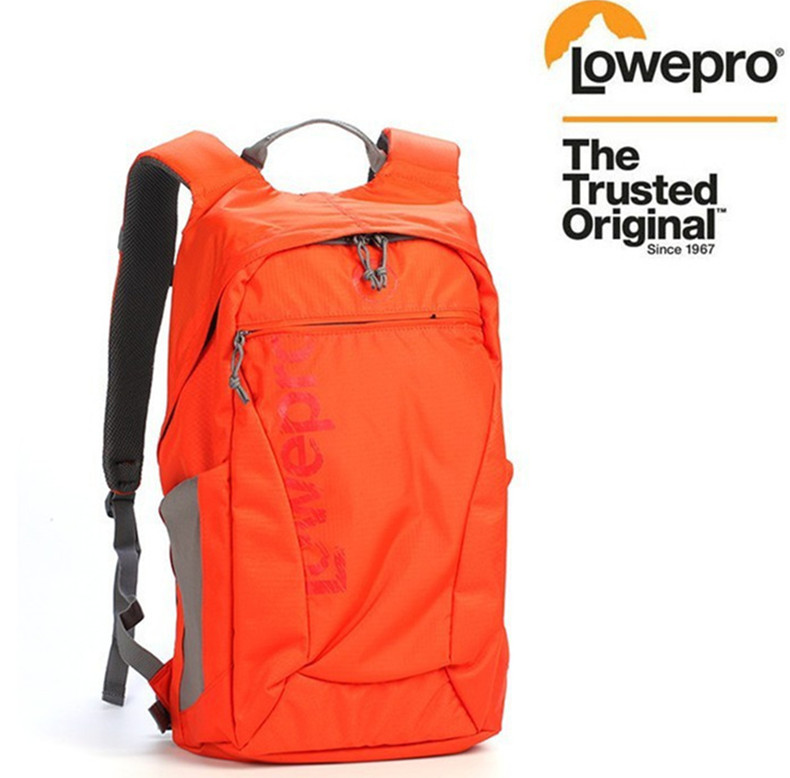 Fast shipping Lowepro Photo Hatchback 22L AW Shoulders Camera Bag Anti-theft Package Knapsack Weather Cover