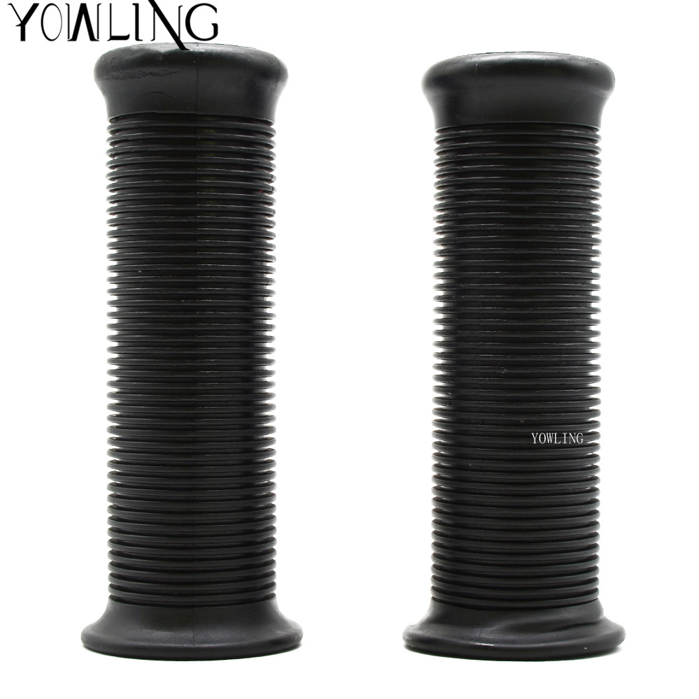 7//8 Coke Bottle Handlebar Grips for BICYCLE New bottle grips black vintage 7//8