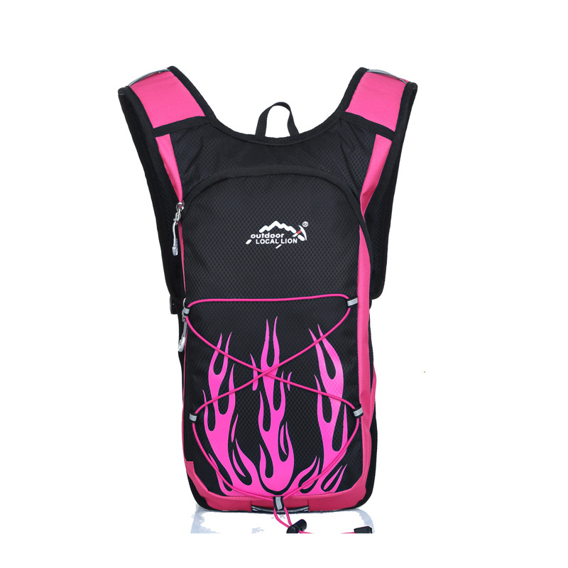 New 12L outdoor hiking riding backpack travel Bag female male mountain bike riding force large capacity waterproof motorcycle tank bag helmet travel tool tail luggage waterproof multi riding tribe