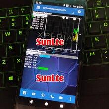 Nemo handy sony XZ2 H8296 тестовый телефон-Поддержка настройки VoLTE-Поддержка 4x4 mimo и 5CA
