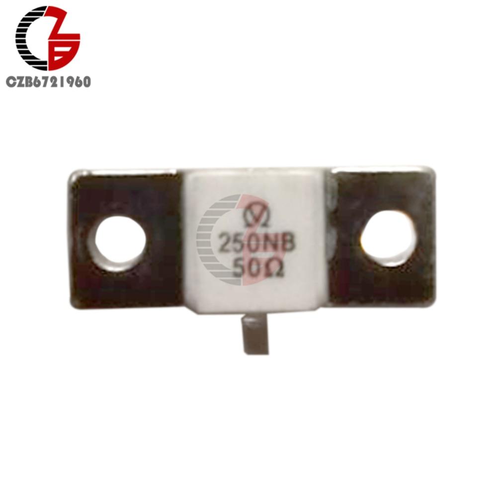 250W 50ohms DC-3GHz RF Termination Microwave Resistor Dummy Load RFP 250N50 5w sma j rf dummy load 50 ohm dc 3ghz