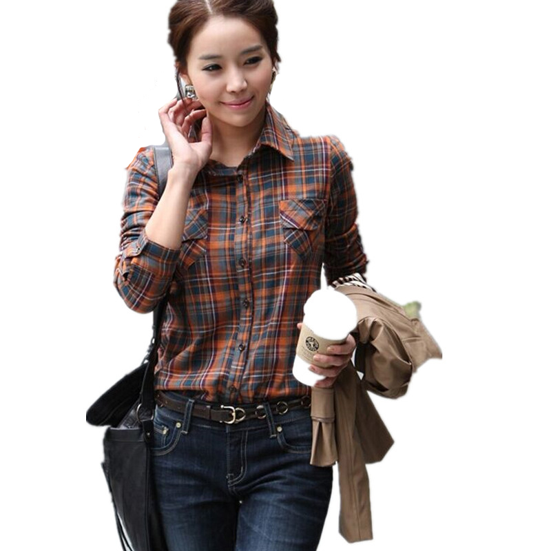 2016 new fashion women 39 s slim shirts long sleeve 100