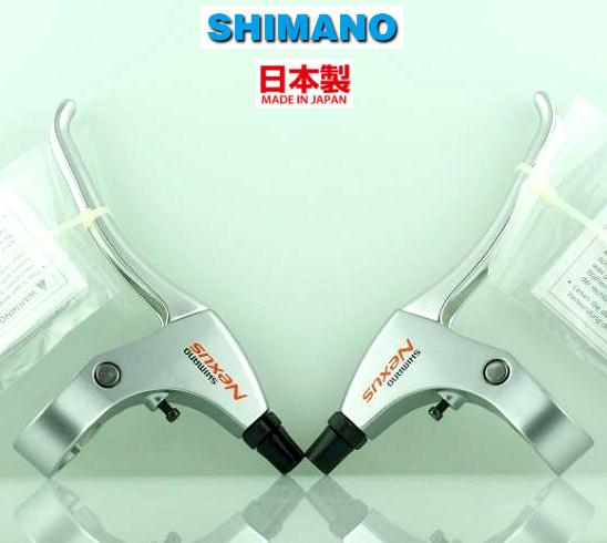 NOS NEW SHIMANO NEXUS BRAKE LEVERS BL-IM65 Left Right Hand MADE IN JAPAN