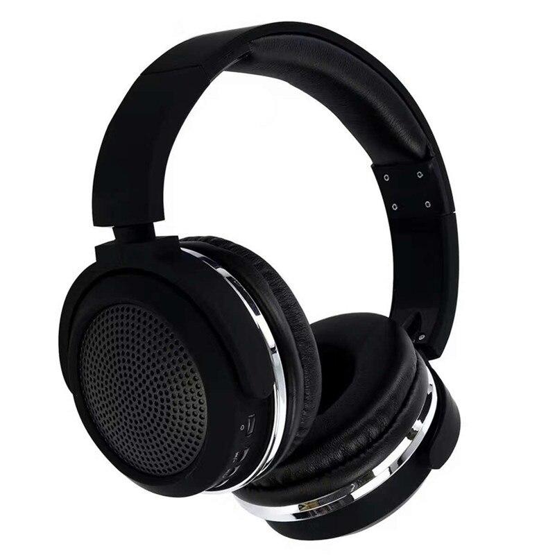 NVAHVA Basse Lourde Bluetooth Casque HIFI Écouteurs Sans Fil Bluetooth Casque D'annulation Du Bruit Auriculares Pour TV Téléphones PC