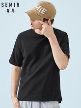 SEMIR Men Short sleevePrint T-shirt Men's O-Neck T-shirt Tees Top Classic T-shirts for Men Fashion Summer Clothes Clothing
