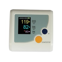 CONTEC Portable Automatic Digital Blood Pressure Monitor + Upper Arm BP Cuff, CONTEC08E , sphgmomanometer