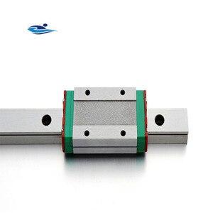 Image 3 - Высокое качество 2 шт. MGN12H MGN12C линейный подшипник скольжения блок совместим с MGN12 линейная направляющая для cnc xyz diy гравировальный станок