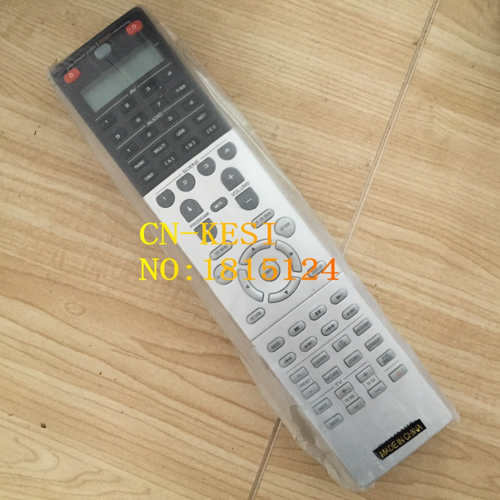 цена на Original Remote Control RAV422 ZF72960 suitable for YAMAHA Power Amplifier AV RAV412 RX-A3000 RX-V3067 RX-V3073 Used