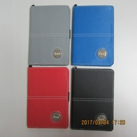 Free Shipping Unique Leather Golf Scorecard Holder New Design Golf Score Card Yard Book Cover