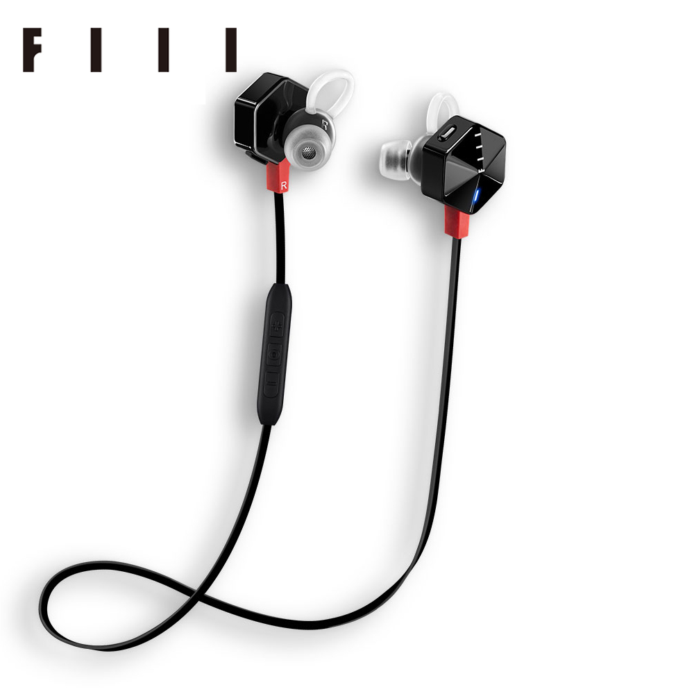 FIIL CARAT Sports Bluetooth Earphones Waterproof Wireless Earphone In Ear Magnetic MIC Control 100 Original