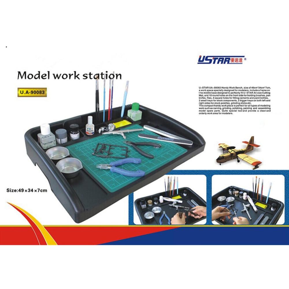 OHS Ustar UA 90083 Model Work Station Hobby Craft Tools Accessory use pp ua тв онлайн