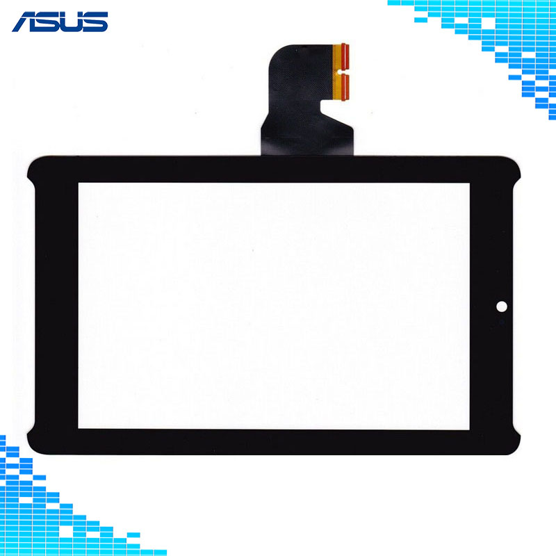 Asus ME372CG Black Original Touch Screen Digitizer Glass Panel replacement parts For Asus Fonepad 7 ME372CG tablet Touch panel