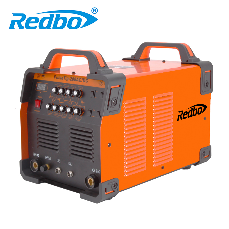 REDBO TIG-200P AC/DC mos Intenter Máquina de Solda TIG
