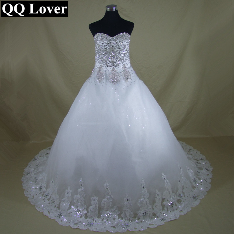 Online Get Cheap Big Wedding Dresses -Aliexpress.com | Alibaba Group