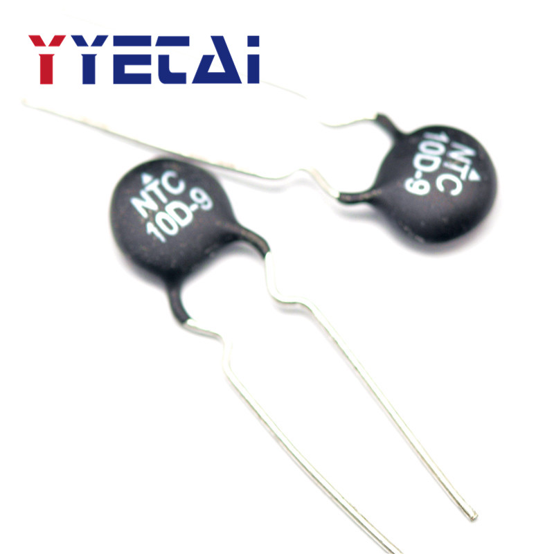 YongYeTai Thermistor NTC 10D-9 (20 Pcs) Free Shopping