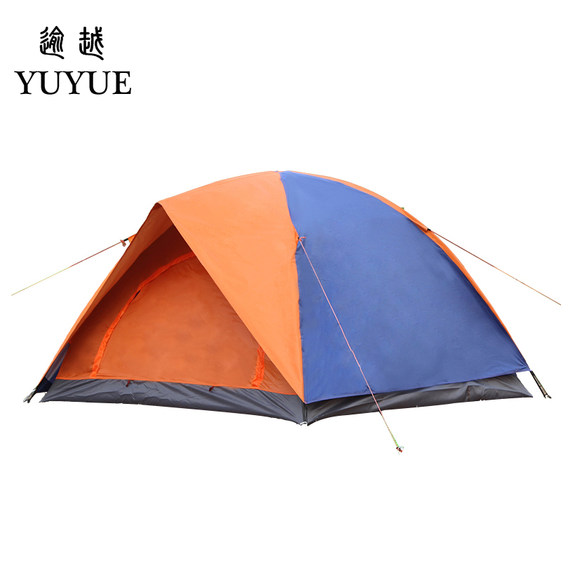 3-4 person UV protection car tent for cleary day hiking gazebo double layer outdoor camping for sunny day   0