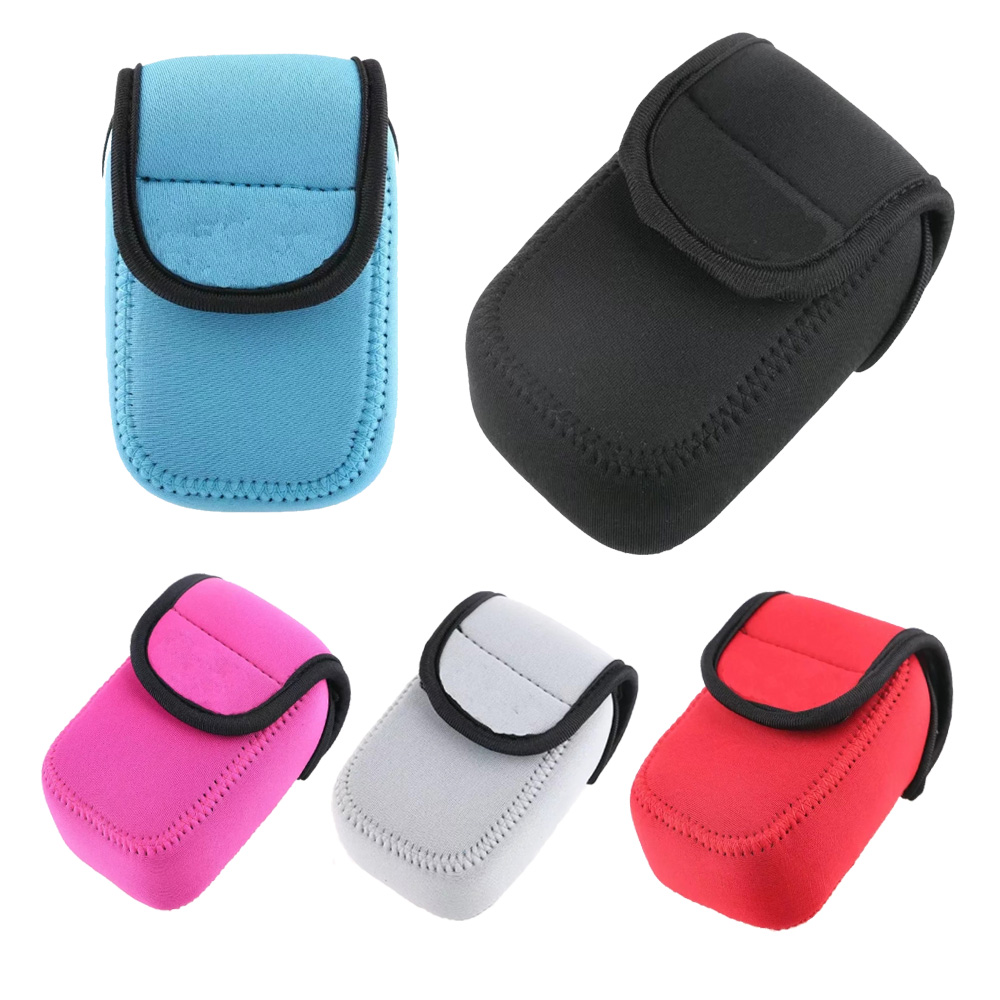 Bag Case Soft-Protective-Pouch SX720 Neoprene-Camera SX160 G9X S120 S110 Canon Cover