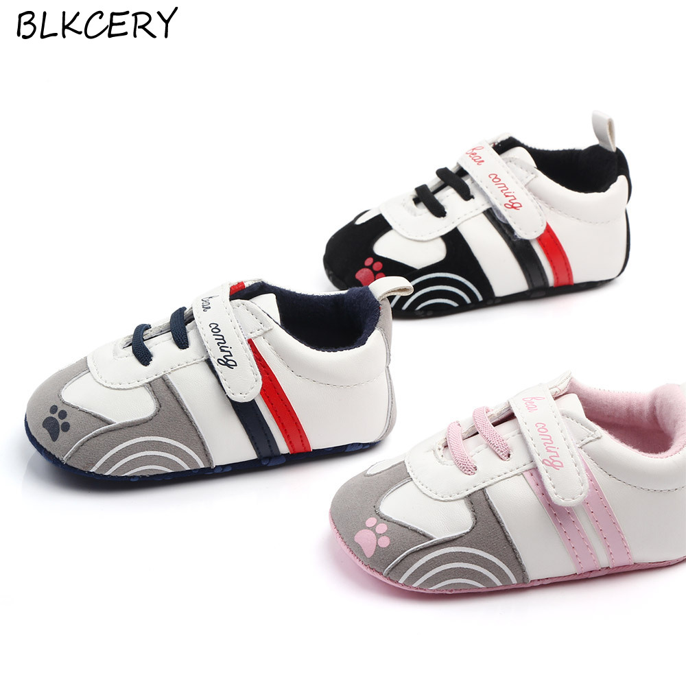 Infant Leather Baby Shoes For Girl Shoes 1 Year Moccasins Toddler First Step Sneakers Newborn Boy Slippers Baby Walkers Booties