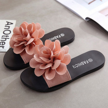 E Women's Slippers fashion style summer outside pu Women's Slippers good quality 1