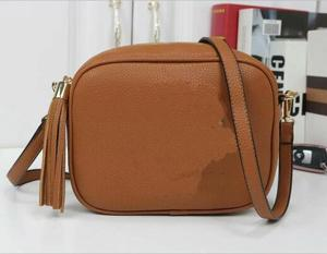 Image 2 - 2019 luxury handbags women handbags designer Messenger Bags pu leather crossbody bags small flap shoulder tote purse tassel bags