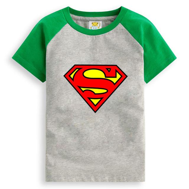 Meninos do bebê Camiseta Roupa Dos Miúdos Do Bebê Meninos Encabeça Roupas de Verão Para Crianças Roupas de Verão adolescente camisa de t para o menino